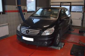 MERCEDES B180 chip tuning