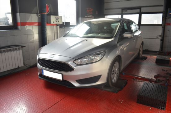 FORD FOCUS III 1.6TDCI 95KM chip tuning
