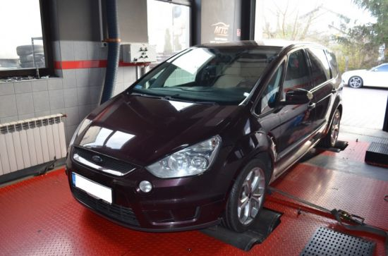 FORD S-MAX 1.8 TDCI 125KM chip tuning